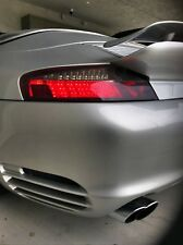 Porsche 911 996 LED Tail Lights set Carrera New  Red Smoke or Red Clear