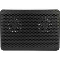 Targus AWE761USO 16in Dual-Fan Chill Mat Silent Laptop Cooling FAN Pad - NEW