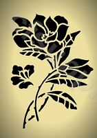 Mylar plantilla Shabby Chic Francés Vintage Craft Arte 125//190 micras A3//A4//A5 159
