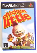 Chicken Little PS2 PAL