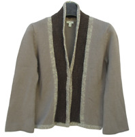 Para Mujer frente Abierto Cardigan Suéter 7056