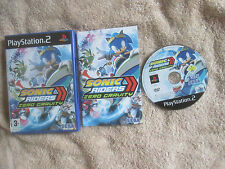 Sonic Riders: Zero Gravity / CIB / VGC (Sony PlayStation 2, 2008) PS2