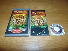 LEGO Indiana Jones: The Original Adventures - Platinum Edition (Sony PSP, 2009)