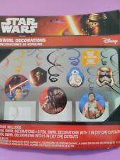 star wars swirl decorations