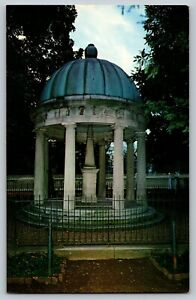 VTG Tomb at The Hermitage Home of Andrew Jackson Nashville Tennessee Postcard