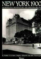 NEW YORK 1900: METROPOLITAN ARCHITECTURE AND URBANISM 1890-1915 By Gregory VG
