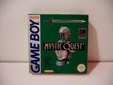 Mystic Quest Nintendo Game Boy Pal Euro UK