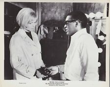 "1978 Vintage Press photograph RAY CHARLES - ""BALLAD IN BLUE"""