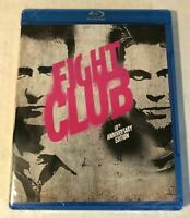 Fight Club 10th Anniversary Edition (Blu-ray Disc, 2009) Brand New Sealed