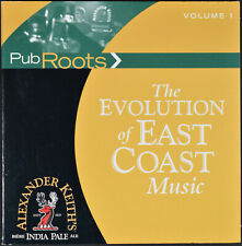 The Evolution of East Coast Music Volume 1,2 & 3 by Various East Coast Greats
