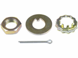 Front Dorman Spindle Lock Nut Kit fits Chrysler Cordoba 1975-1983 32QGMT