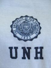 Vintage Velva Sheen Label UNH University of New Hampshire WILDCATS (LG) T-Shirt