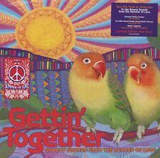 ARTISTI VARI GETTIN' TOGETHER: GROOVY SOUNDS OF SUMMER OF LOVE VINILE LP RED
