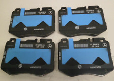 NEW GENUINE BRAKE PADS FOR MERCEDES BENZ C-CLASS 205 WITH AMG SPORT PACKAGE