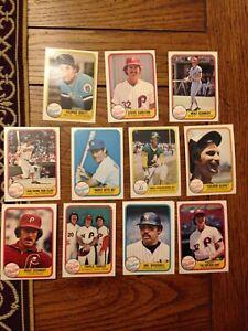 Reggie Jackson  Mr. Baseball  1981 Fleer  (One Card)