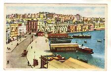 Landing Place - Sliema Art Postcard c1920s / Malta