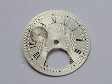 watch dial for ETA Unitas 6497 movement open barrel