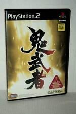 ONIMUSHA WARLORDS CAPCOM GIOCO USATO COME NUOVO SONY PS2 ED JAP NTSC/J MC5 48345