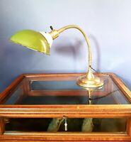 Original Art Deco  1930's. Desk lamp.Very Rare. Industrial. Edwardian.