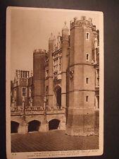 Postcard. Hampton Court Palace, Moat Bridge. by John Swain & Son. Ltd. unposted.