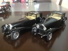 Diecast 1930 Bugatti Royale Type 41 Parts Car Set for Repair By Solido