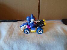 NEW!! - Hot Wheels - Mario Kart - Blue YOSHI - Mystery Egg