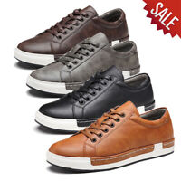 HOT! MEN RETRO SNEAKERS TENNIS SWISS STEFAN SHOES LACE UP CASUAL ATHLETIC SHOES
