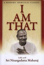 I Am That : Talks With Sri Nisargadatta Maharaj, Paperback by Maharaj, Nisarg.