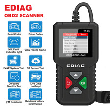 OBD2 Scanner Code Reader Automotive Car Check Engine Fault Diagnostic Tool CR319