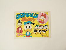 DONALD STORY Disney FIGURINE SINGOLE PANINI-SINGLE STICKERS 1983 5//90