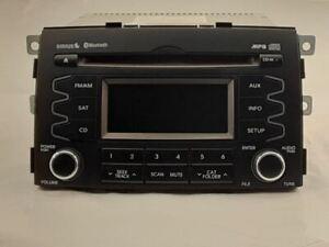 Audio Equipment Radio Receiver AM-FM-CD-MP3-satellite Fits 11-13 SORENTO 1359958
