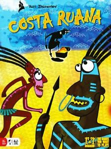 Costa Ruana Card Game by R&R Games Incorporated