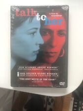 Talk to Her (Dvd, 2003) Brand New