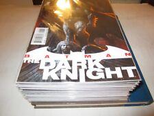 Batman, The Dark Knight, New 52 Lot #s 0, 1-29, & 1-5, Complete Series Run, Nice