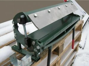 New sheet metal bender 610mm / 1mm, folder, bender, sheet metal folder, UK selle