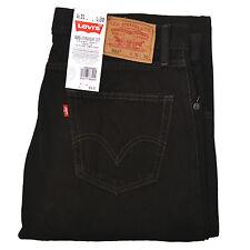 Levis 505 Jeans Vaqueros Corte Recto Original Hombres 29 30 32 33 34 36 38 40 42