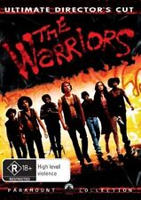 The Warriors (DVD, 2005) ULTIMATE DIRECTOR'S CUT  R4 PAL NEW FREE POST