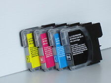 20pk compatible ink for BROTHER LC61 MFC 250C 290C 490CW LC-61 --High Quality