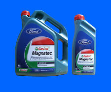 ** 5L+1L= 6 Liter Castrol Magnatec PROFESSIONAL 5W-30 A5 5W30 FORD ACEA  A5/B5