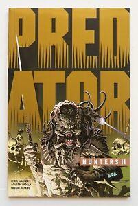 Predator Hunters II Dark Horse Graphic Novel Comic Book