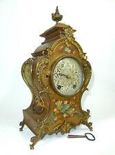 Tischuhr Uhr um 1880 8-Tage-Werk