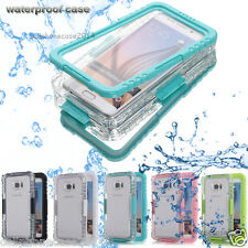Waterproof Shockproof Lifetime Cover Case F Samsung Galaxy Note 8 / S6 / S7 edge