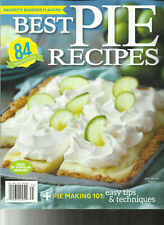 BEST PIE RECIPES MAGAZINE, 84 TOP RATED RECIPES, 2017 ( BACK BY POPULAR DEMAND )