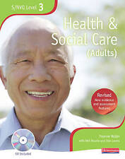NVQ/SVQ Level 3 Health and Social Care Candidate Book-ExLibrary
