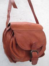 -AUTHENTIQUE sac besace BOJOLA  cuir  TBEG vintage bag