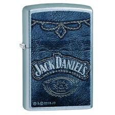Brand New Zippo Lighter Jack Daniels 207 60002092 New for 2016 (RARE)