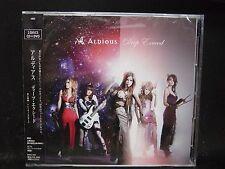 ALDIOUS Deep Exceed JAPAN CD + DVD Raglaia Galmet Crying Machine Manipulated Sla