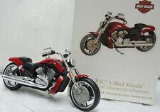 HALLMARK 2011 Harley 2010 VRSC V-Rod Muscle 13th in the series motorcycle NEW