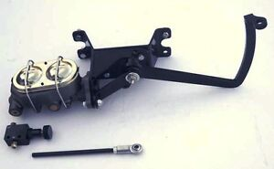 1928 -31 Ford Model A Manual Pedal Assembly + Master Cylinder & BONUS Prop Valve