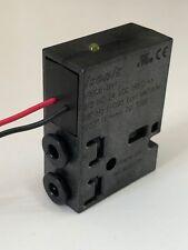 NEW Isonic V1B06-BY1 Pneumatic Valve, 2/2 NC, 24 VDC, 5/32 Tube